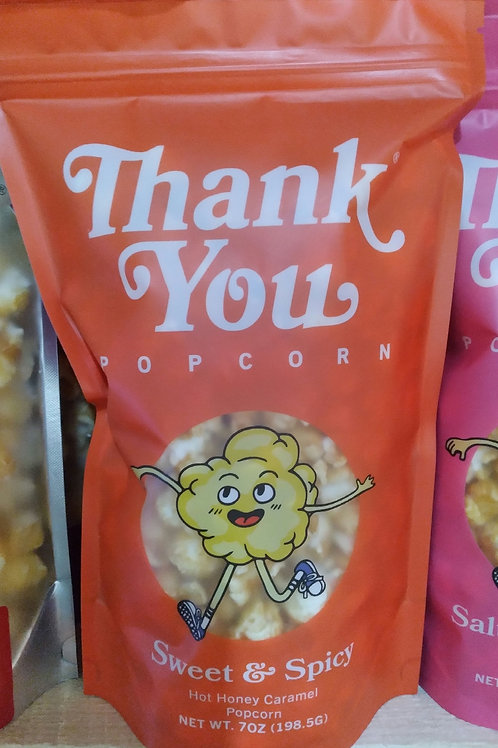 Thank You Popcorn Sweet and Spicy
