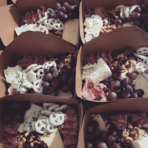 Charcuterie Snack Box