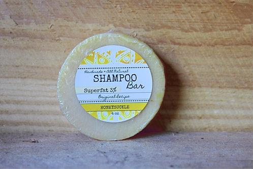 Shampoo Bar - Honeysuckle