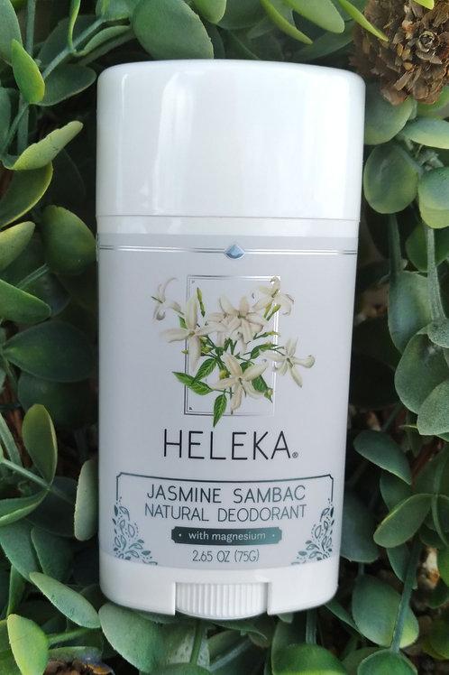 Heleka Jasmine Sambac Natural Deodorant