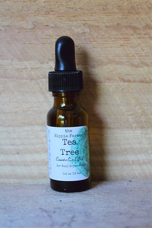 Tea Tree Essential Oil for Wool Dryer Balls