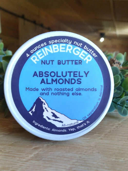 Absolutely Almonds Nut Butter