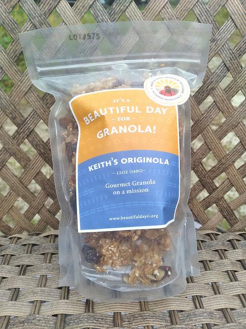 Keith's Originola Granola