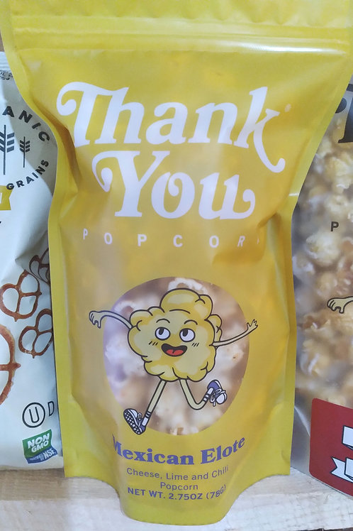 Thank You Popcorn Mexican Elote