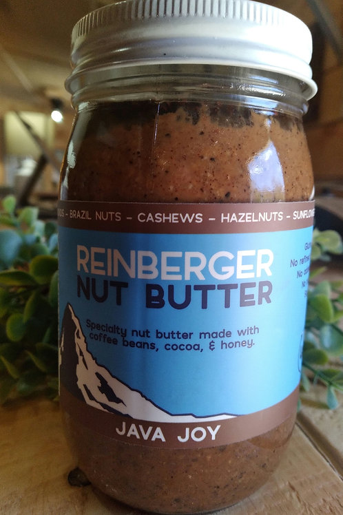 Java Joy Nut Butter
