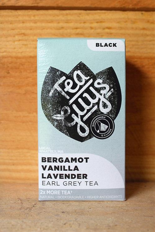Bergamot Vanilla Lavender Earl Grey Tea