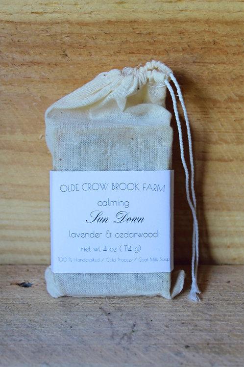Lavender and Cedarwood Soap