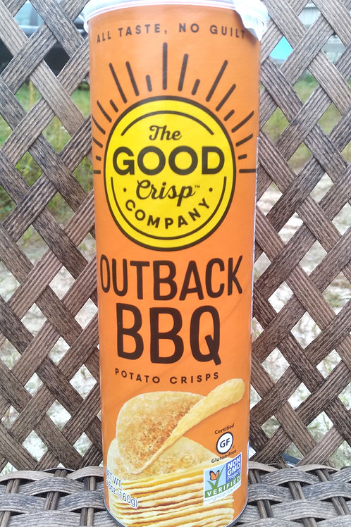 Outback BBQ Potato Crisps