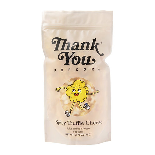 Spicy Truffle Cheese Popcorn