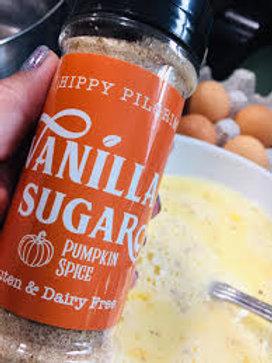 Pumpkin Spice Vanilla Sugar