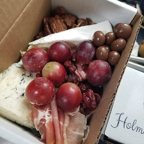 Weekend Charcuterie Snack Box