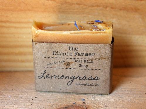 Goat Milk Soap - Lemongrass