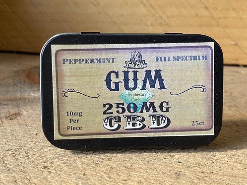 CBD Gum- 250mg