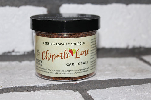 Chipotle Lime Garlic Salt