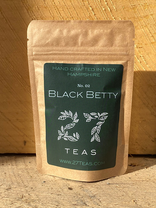 Black Betty Tea
