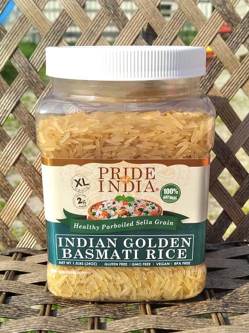 Indian Golden Basmati Rice