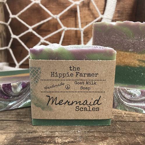 Mermaid Scales Soap