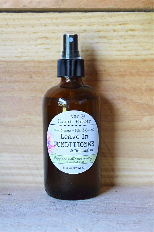 Leave In Conditioner - Peppermint and Rosemary