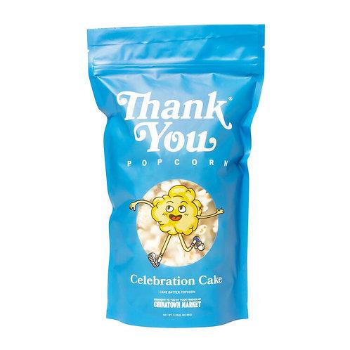 Celebration Cake Popcorn