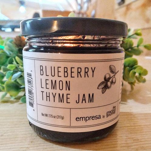 Blueberry Lemon Thyme Jam
