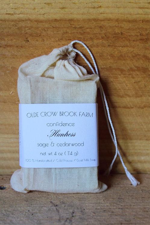 Sage and Cedarwood Soap
