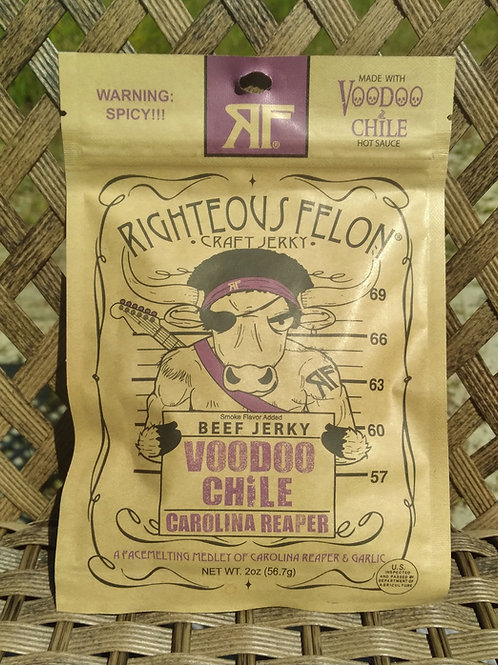 Voodoo Chile Jerky