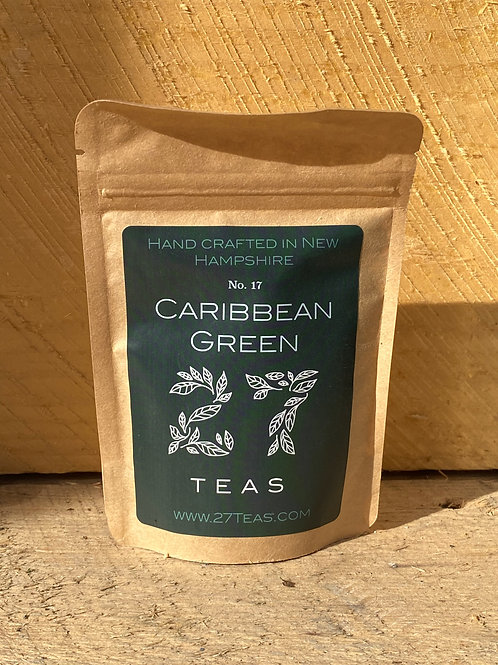 Caribbean Green Tea