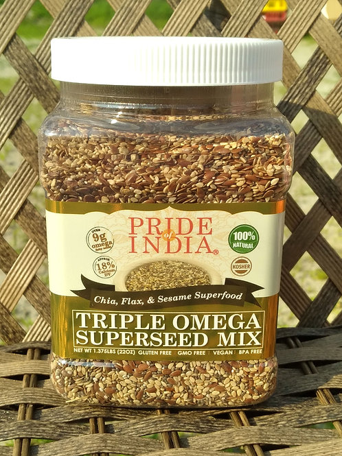 Triple Omega Superseed Mix
