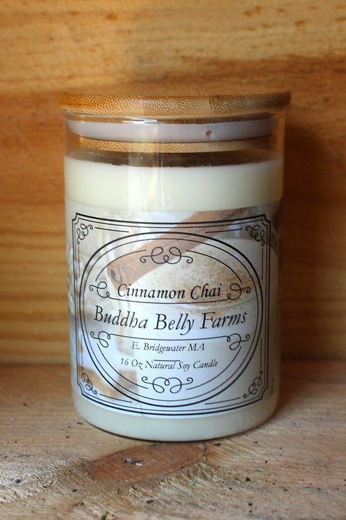 Soy Candle - Cinnamon Chai
