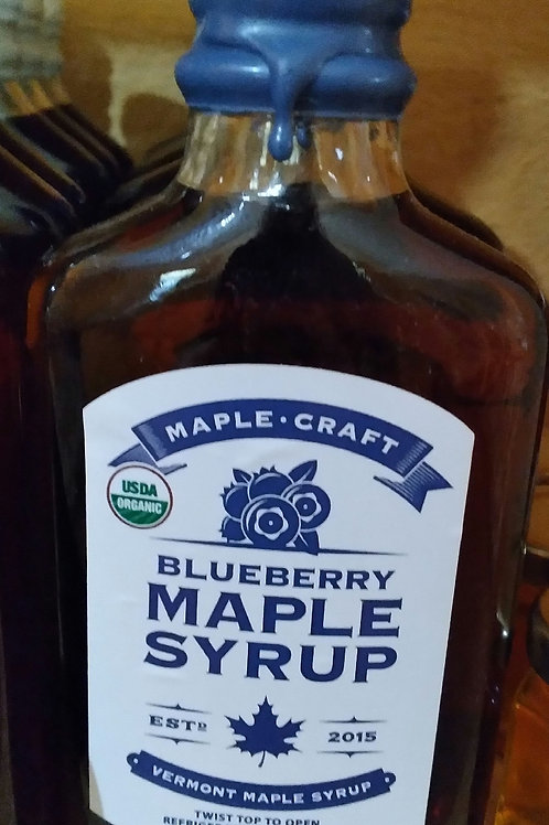 Maple Craft Blueberry Maple Syrup