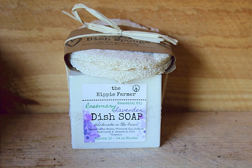 Rosemary Lavender Dish Soap