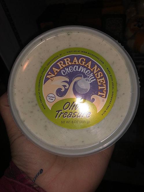 Narragansett Creamery Olive Treasure