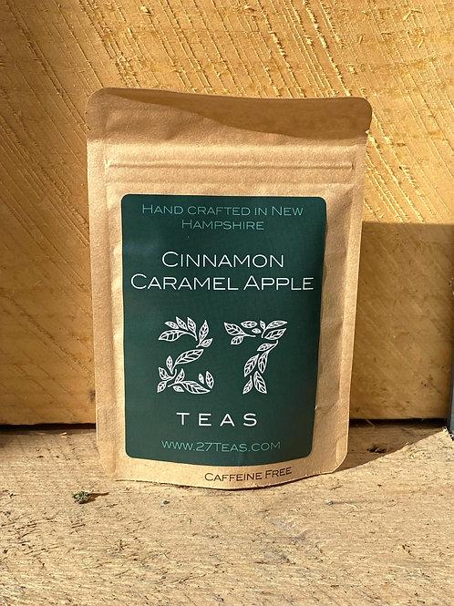 Cinnamon Caramel Apple Tea