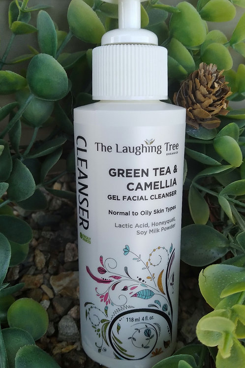 The Laughing Tree Facial Cleanser