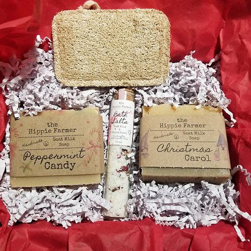 Soap and Salt Gift Box