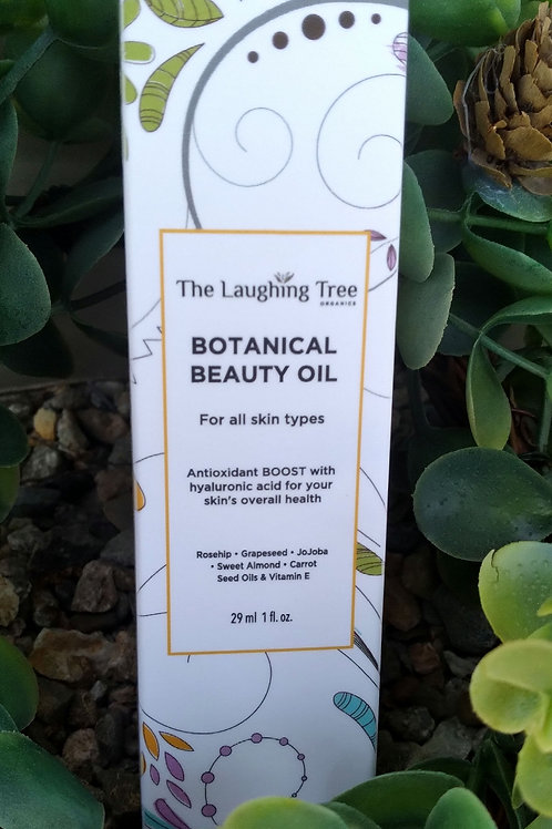 The Laughing Tree Botanical Beauty Oil