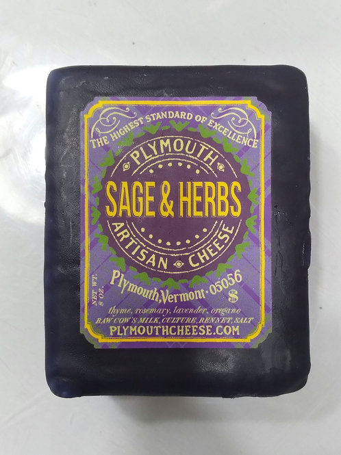 Sage and Herbs Cheese