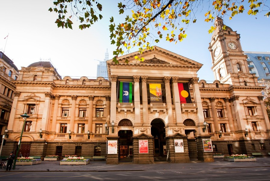 MELBOURNE TOWN HALL TOURS