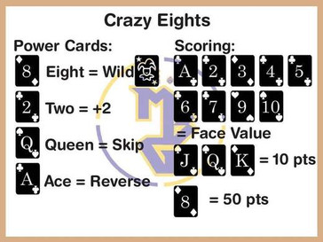 Crazy Eights (Uno)