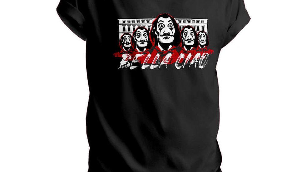 Bella Ciao T-shirt in Navi Mumbai