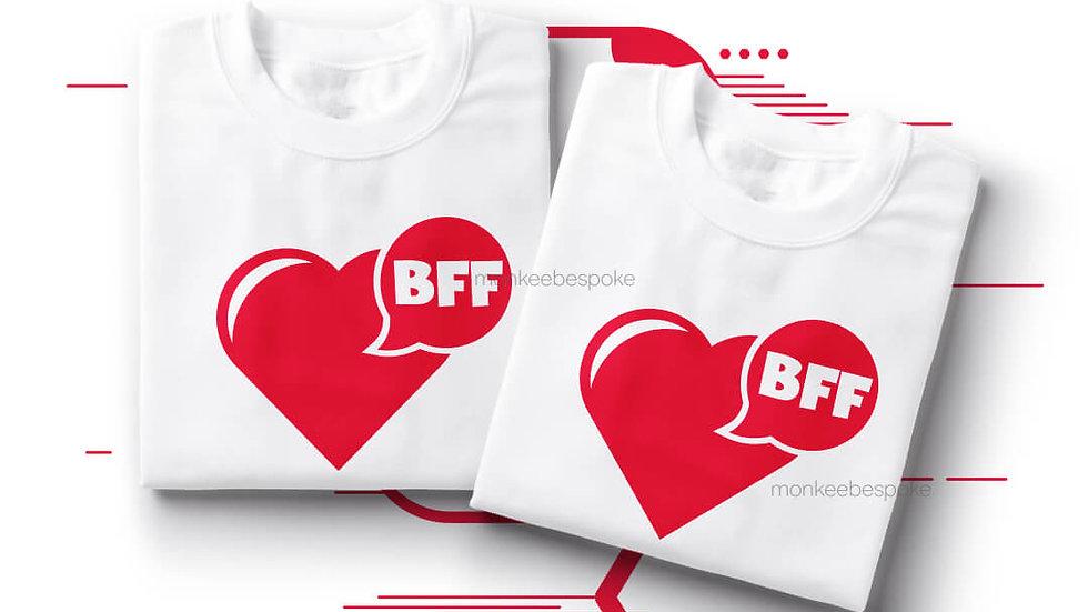Bffs T-shirts in Navi Mumbai