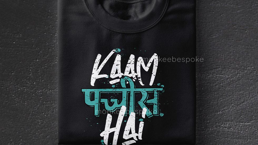 Kaam Pacchis Hai Sacred Games T-shirts in Navi Mumbai