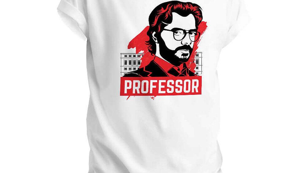 Professor from Money Heist T-shirts in Navi Mumbai