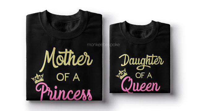 Mother Daughter T-shirts in Navi Mumbai