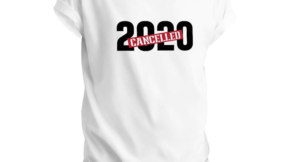 2020 Cancelled Printed T-shirts in Navi Mumbai
