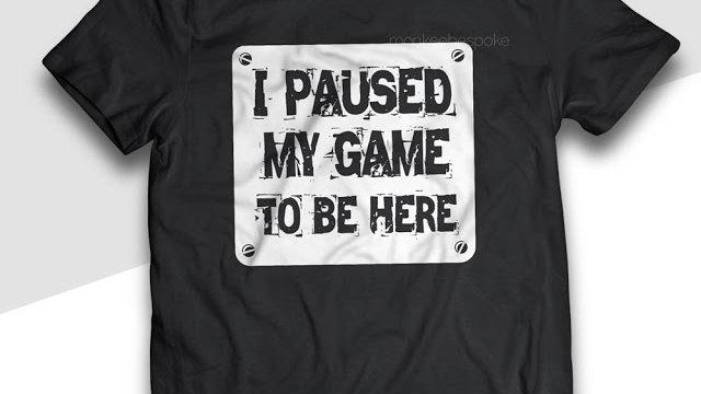 Gamers T-shirts In Navi Mumbai
