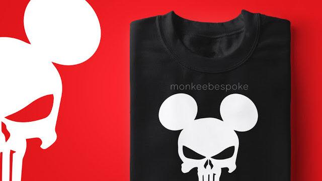 Skull Printed T-shirt in Navi Mumbai