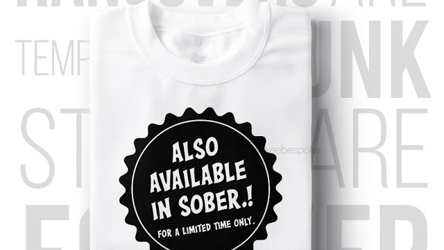 Also Available in Sober Beer T-shirts In Navi Mumbai