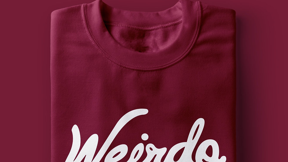 Weirdo Graphic Printed T-shirts in Navi Mumbai