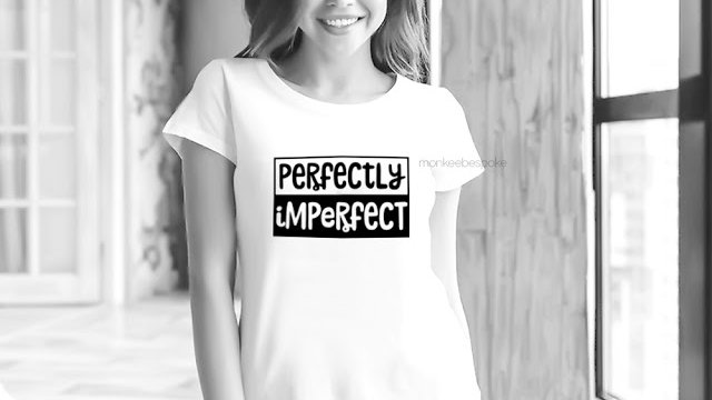 Perfectly Imperfect Graphic T-shirt In Navi Mumbai